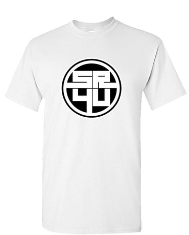 SR4U White T-Shirt