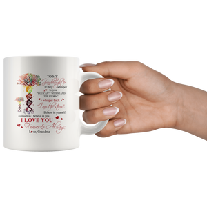 Believe In Your Self - 11oz White Mug