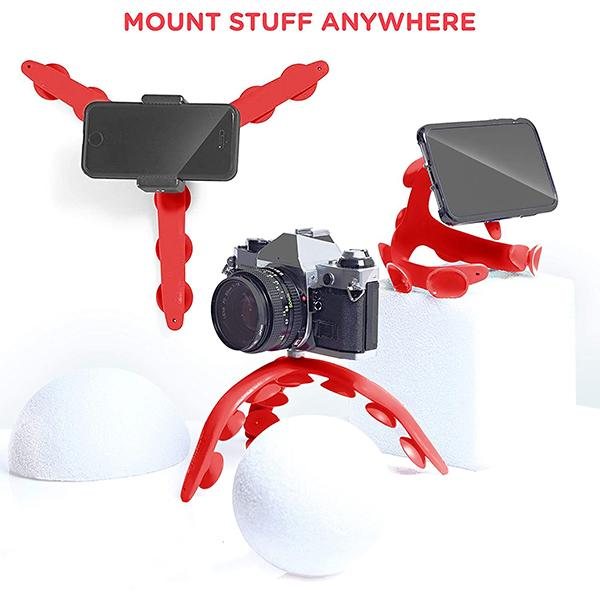 Tripod Suction Cup