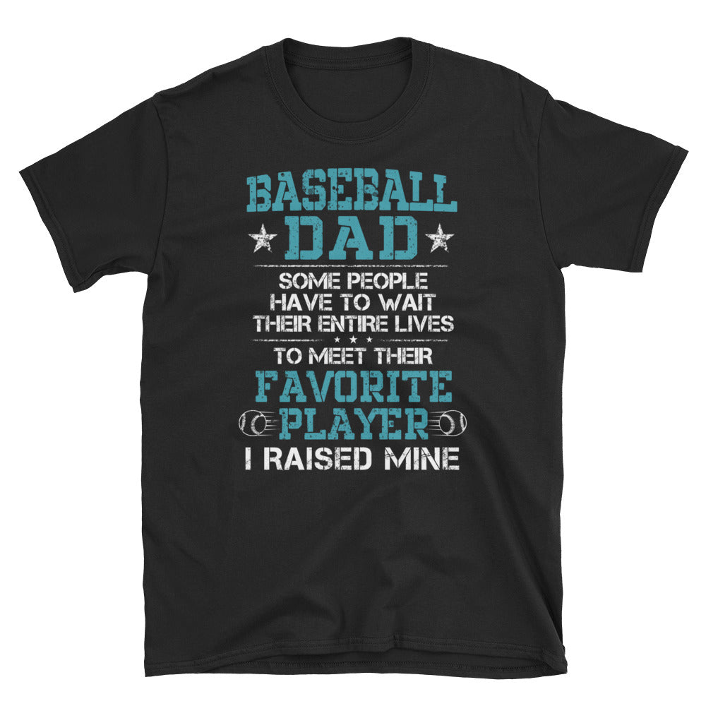 PLAYER Short-Sleeve Unisex T-Shirt
