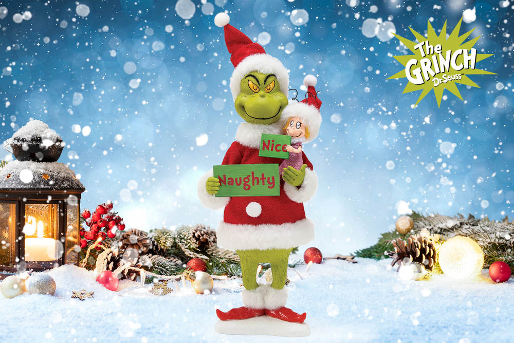 Possible Dreams The Grinch