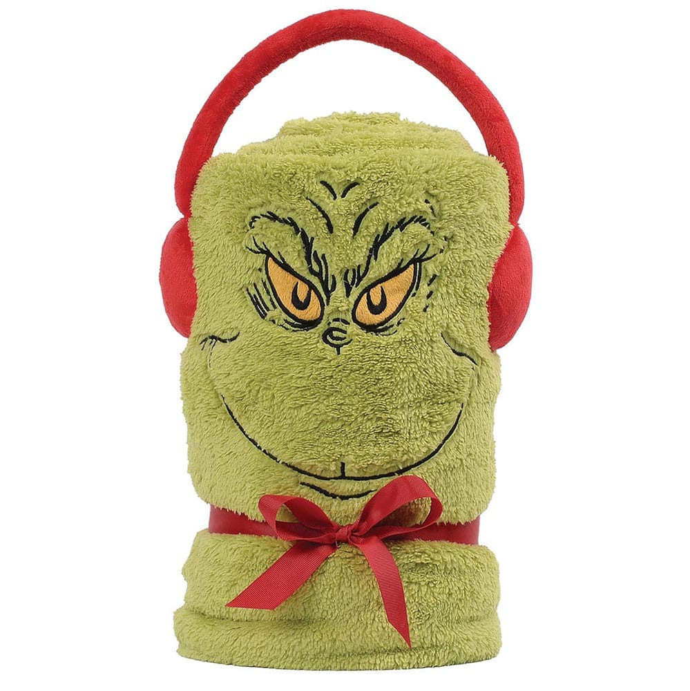 Snowpinions Grinch Snowthrow