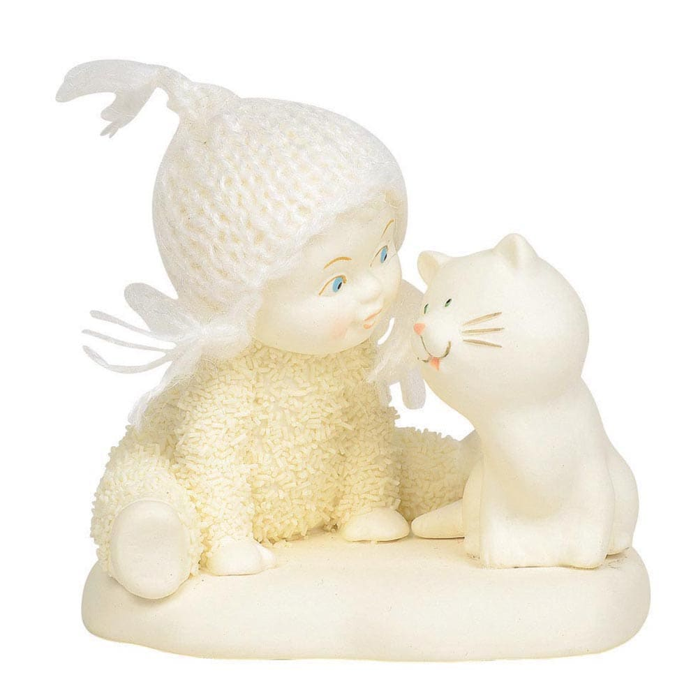 Snowbabies Chatty Catty