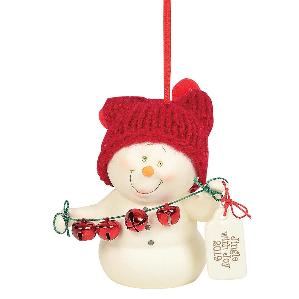 Snowpinions Jingle with Joy 2019 (Hanging Ornament)
