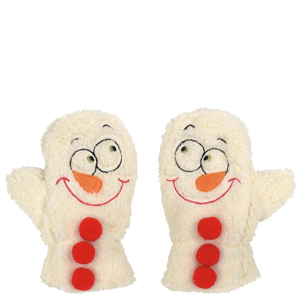 Snowman Mittens - Snowpinions by D56