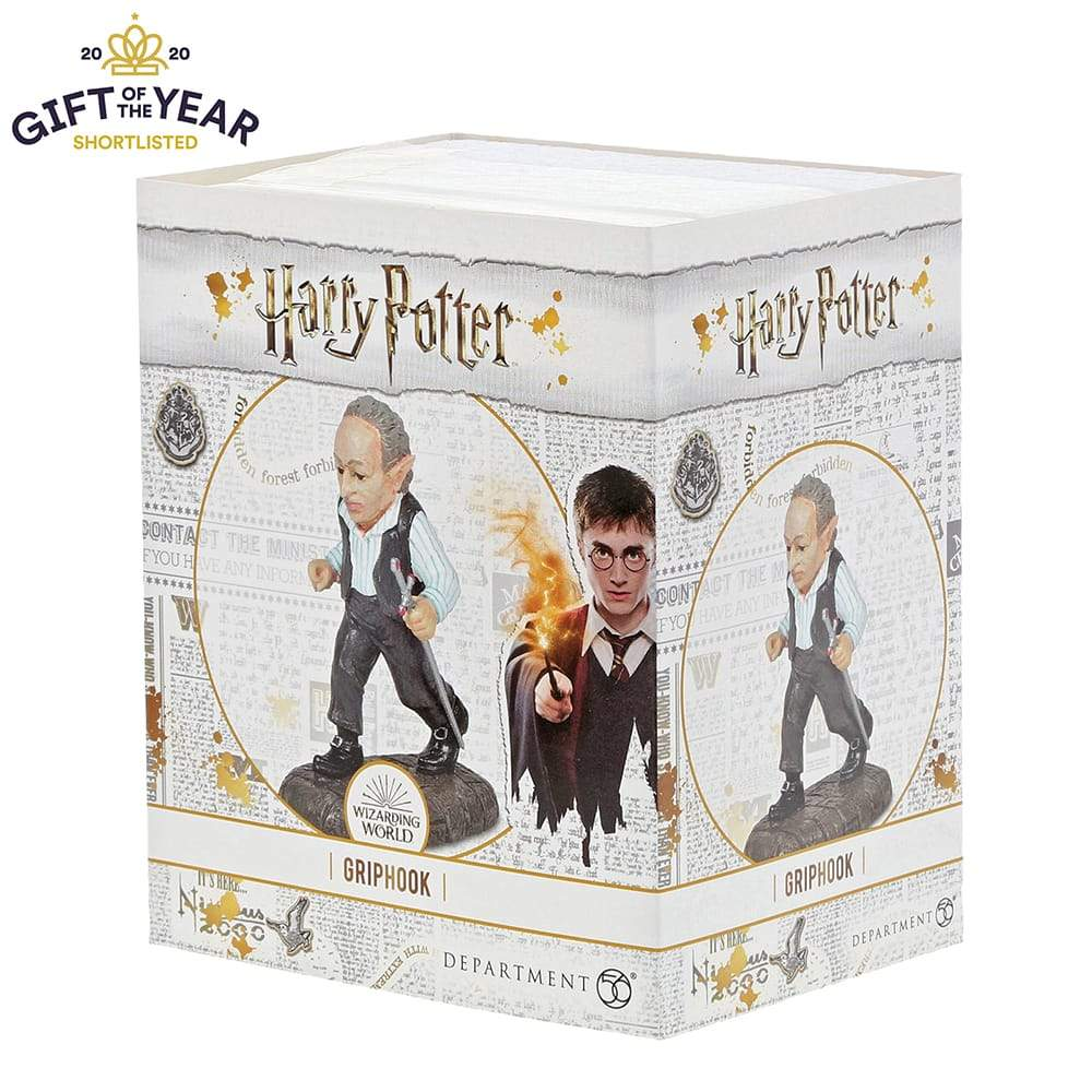 Griphook Figurine - Harry Potter Village by D56