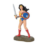 DC Comic Village by D56 Wonder Woman Figurine