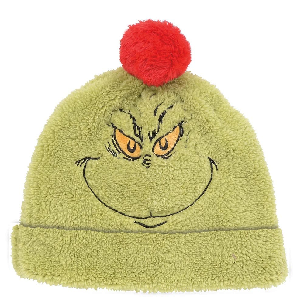 Snowpinions Grinch Hat