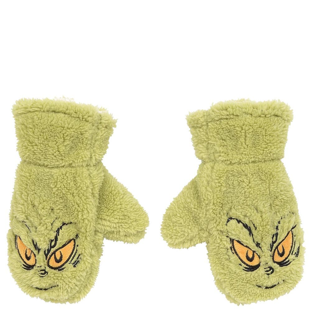 Snowpinions Grinch Mittens