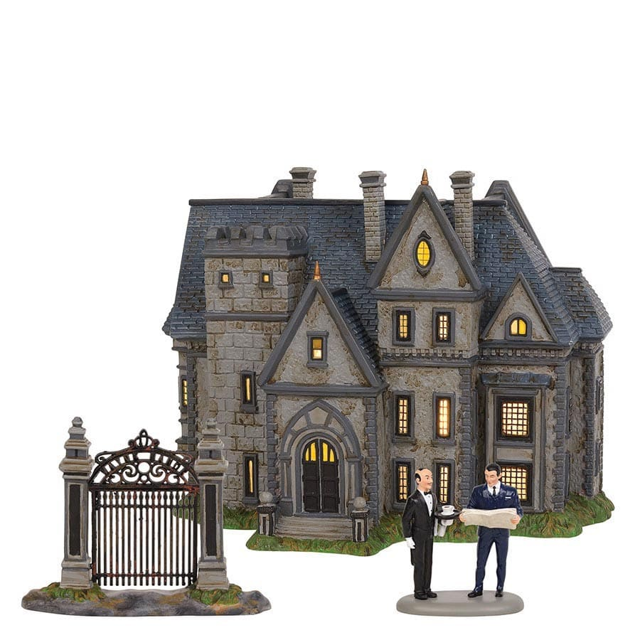DC Comics Village Wayne Manor EU Version