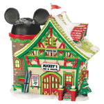 Mickey's Ski and Skate Model Building - Disney Village by D56