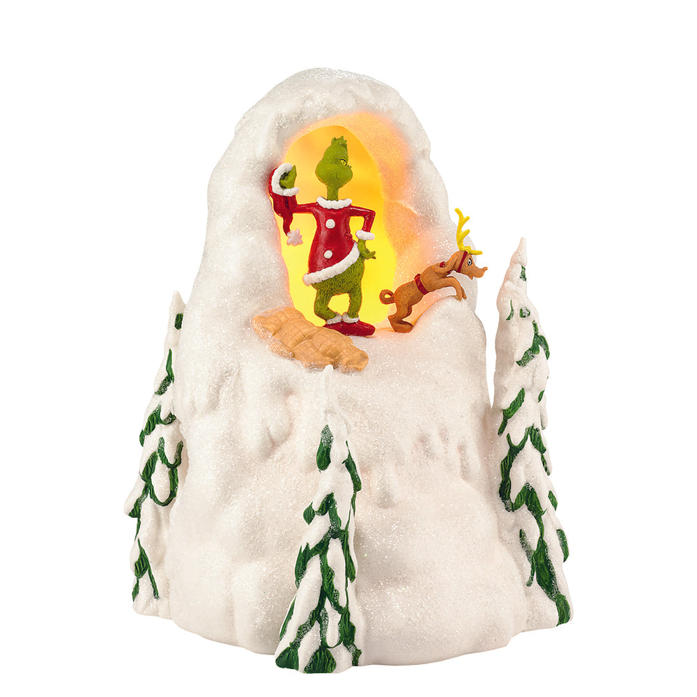 Mt. Crumpit Model Building - The Grinch Village (EU Adaptor)
