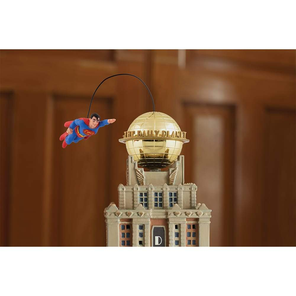 The Daily Planet Model Building - DC Comics Village by D56 (EU Adaptor)