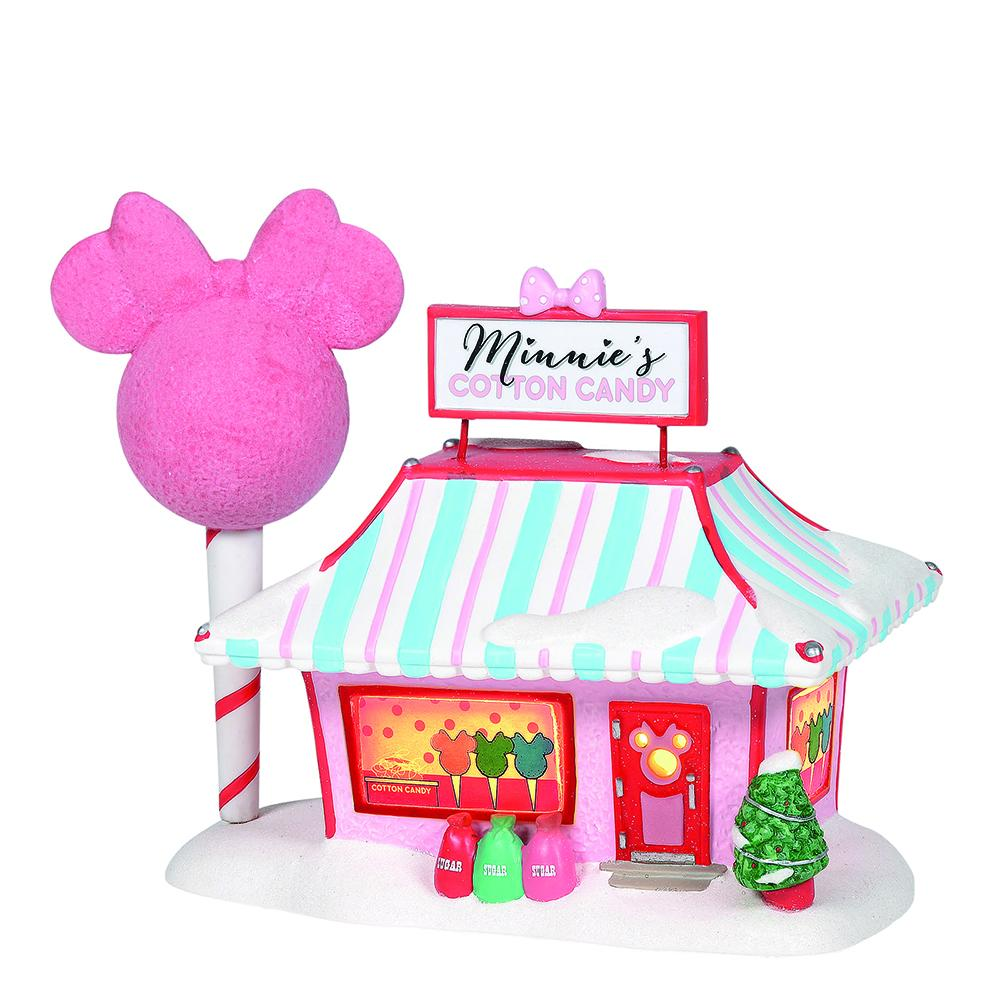 Minnie Mouse's Cotton Candy Shop