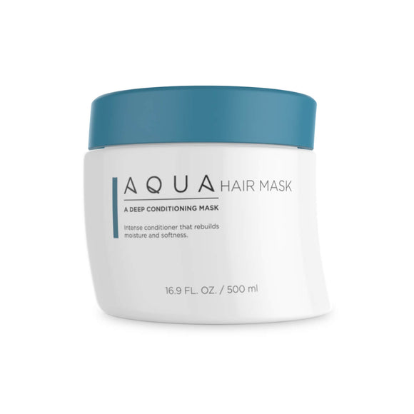 Aqua Hair Extensions Hair Mask