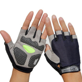 Professional Grade 3D Gel Padded Anti-Slip Gloves