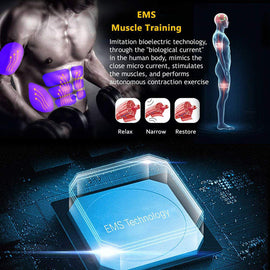 Advanced Muscle Stimulating Pads - Increase Muscle Growth