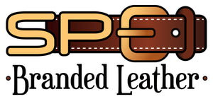 SPE Branded Leather