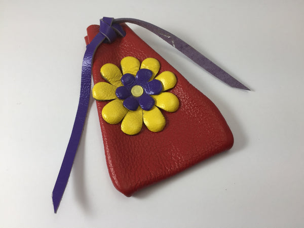 Keep Me Safe Pouch - Flower Power
