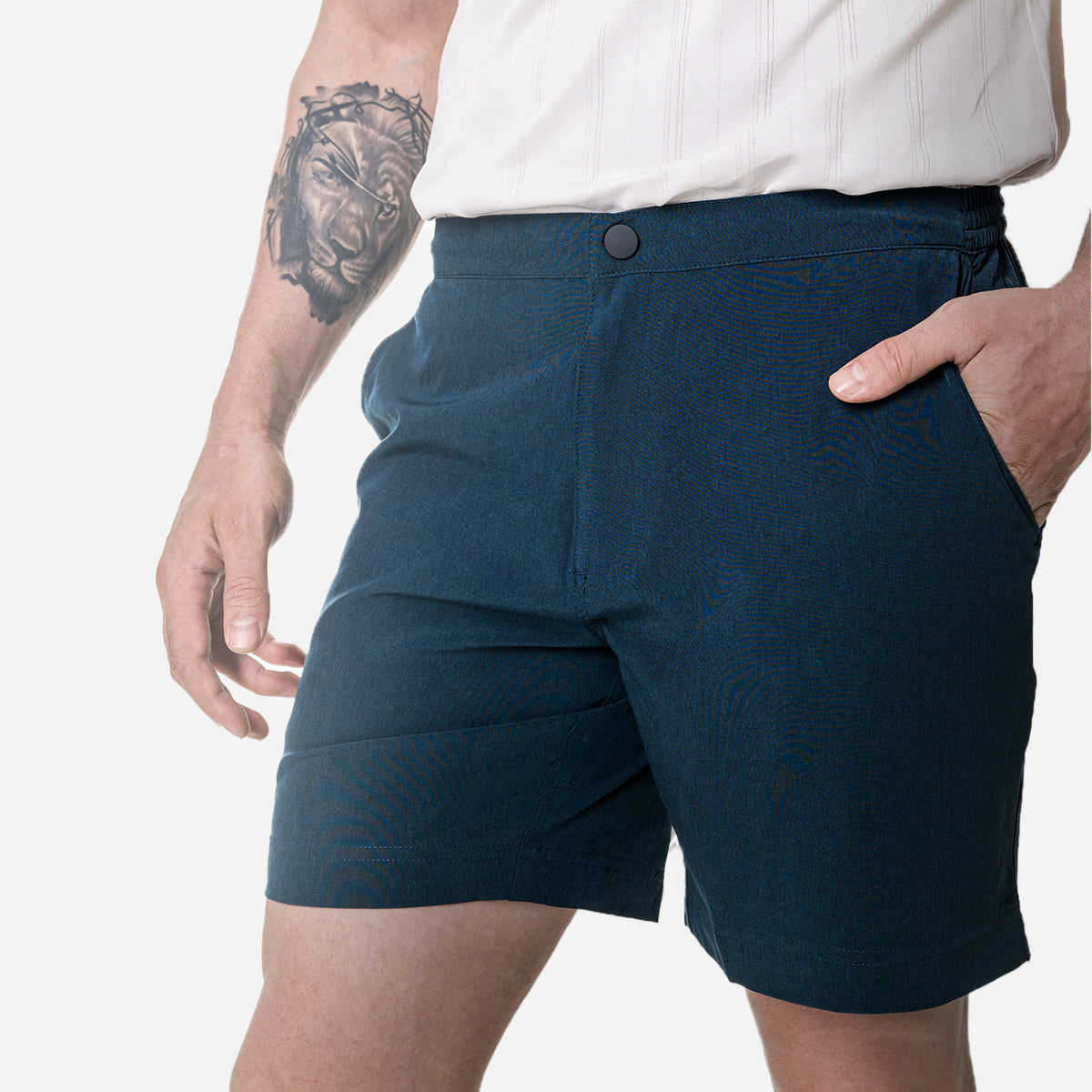 All Day Shorts (Omniflex™) - Deep Sea