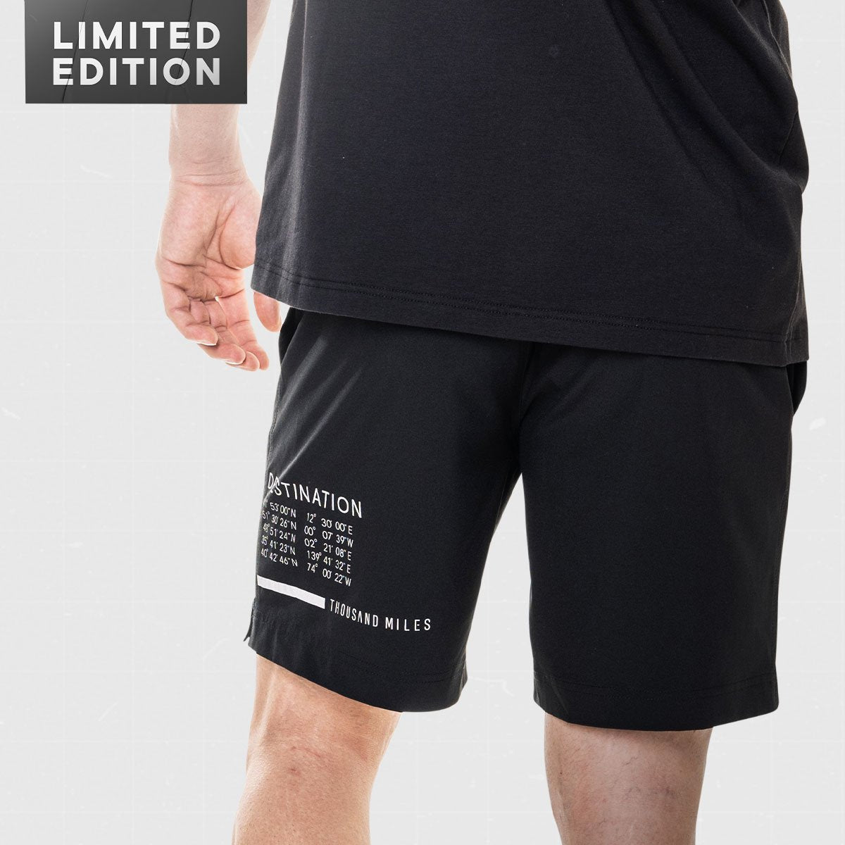 All Day Shorts (Global Travel - LIMITED EDITION)