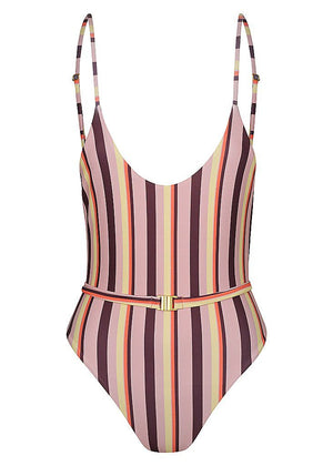 Grès Belted One Piece Swimwear Mimi Kini
