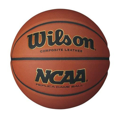 Wilson NCAA Replica Official Size Game Basketball