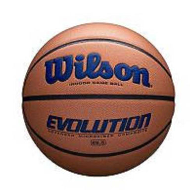 Wilson Evolution Intermediate Size Game Basketball-Navy