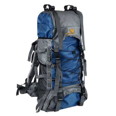 Waterproof Nylon 60L Outdoor Trekking Backpack