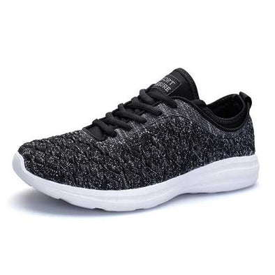 Casual Mesh Breathable Running Sneakers