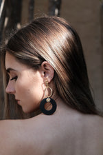 Grace Earrings - Gold - SAINT DELILAH