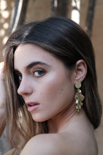 Montaine Earrings - Gold