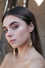 Montaigu Earrings - Gold