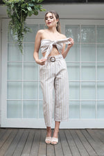 Jeanne Three Piece Set - Beige