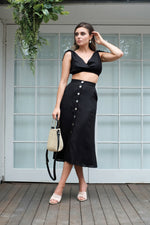 Cadence Two Piece Set - Black