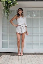 Bridgette Two Piece Set - Grey