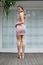 Amélie Dress - Pink - SAINT DELILAH