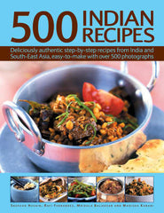 500 Indian Recipes