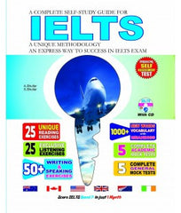 A Complete Self-study Guide for IELTS (with CD)
