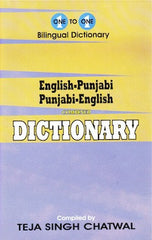 English-Punjabi / Punjabi-English Dictionary