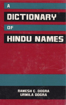 Dictionary of Hindu Names