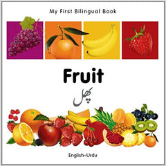 My First Bilingual Book–Fruit (English–Urdu) Board book