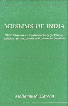 Muslims of India (Bibliography)