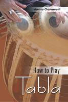 How to Play Tabla