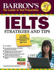 Barron's IELTS Strategies and Tips with MP3 CD
