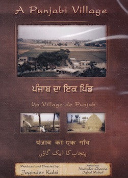 A Punjabi Village (DVD)