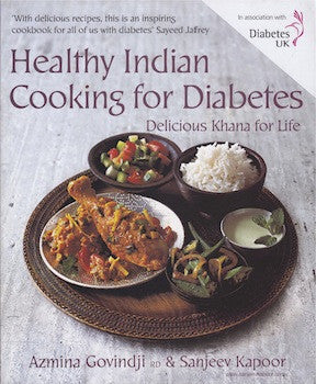 Healthy Indian Cooking for Diabetes