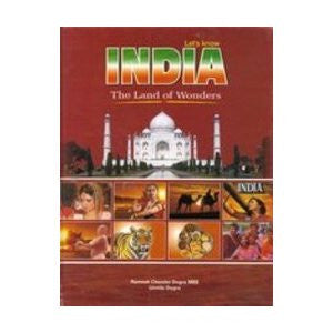 Let's Know India- The Land of Wonders