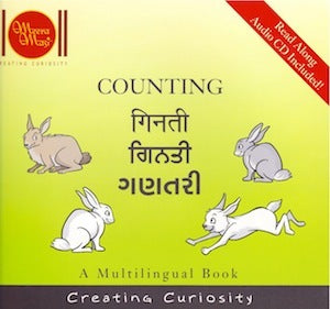 Counting: A Multilingual Book