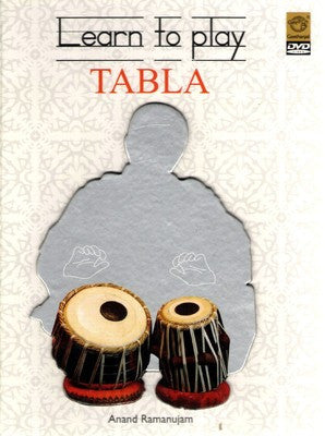 Learn to Play Tabla (DVD)